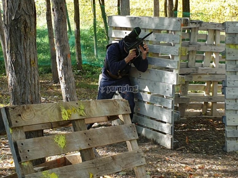 paintball undercover
