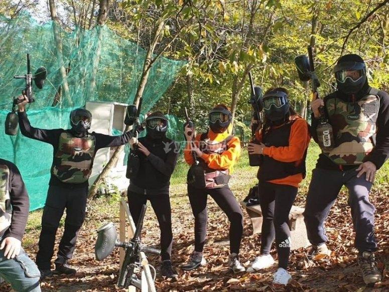war group