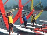 Scuola windsurf Kitepoint