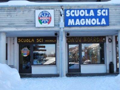 Scuola Magnola Snowboard