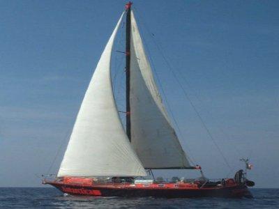 Navigare a Vela Escursione in Barca
