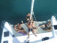 In the Caribbean Sea