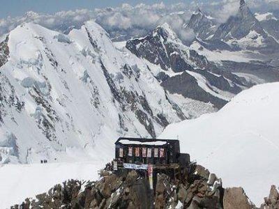 Alpinismo:con le guide a Capanna Regina Margherita