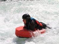 Avventura sull'hydrospeed