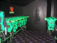L'equipaggiamento per il laser tag