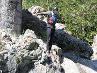 Salto dalla roccia