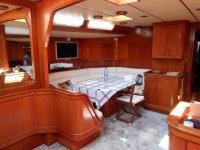 Dinette a bordo