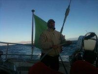 Lezioni di vela con Stefano