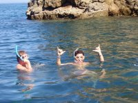 Snorkeling courses for children