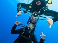 PADI courses and specialties