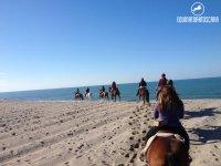 Verso il mare della Versilia