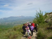 Escursioni di nordic walking
