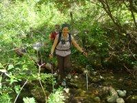 Nordic Walking nella natura