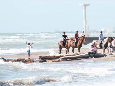 Gita a cavallo con visita al parco Circeo 2 giorni