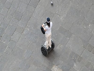 Due ore in segway a Firenze