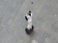 Due ore in segway
