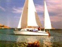 Sali A Bordo Delle Nostre Barche A Vela