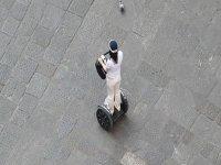 A Firenze con il segway