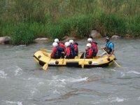 Sul fiume Avisio