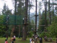 Acrobatic courses