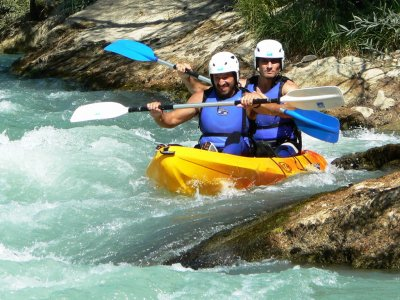 Cassino Adventure Canoa