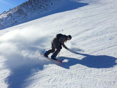 Corso Snowboard a Bardonecchia