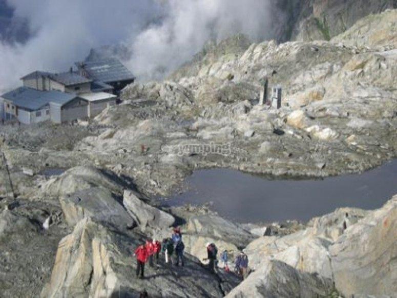 Alpinismo a Macugnaga