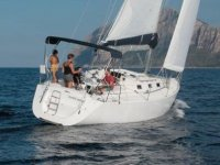 Trips by sailboat with friends