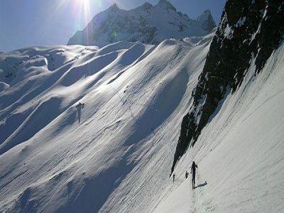 Offerta 4 giorni scialpinismo Monte Rosa(febbraio)