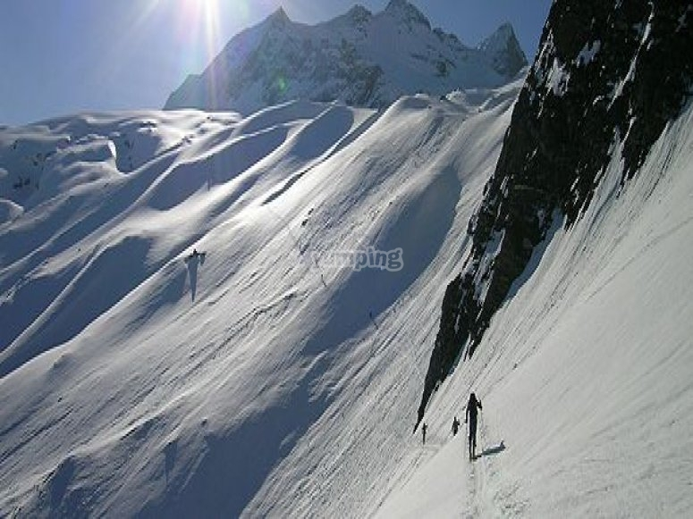 Escursioni Sci alpinismo