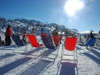 Avventura con gli sci