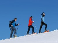Exclusive snowshoeing for 2 people, Monti Lessini