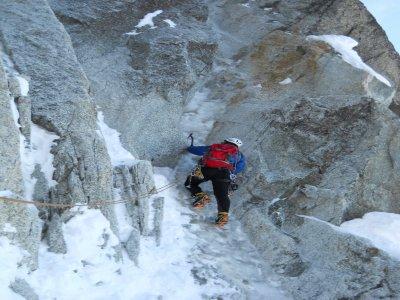 Corso base Arrampicata su ghiaccio (2 giorni)