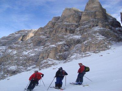 Escursione-Corso base scialpinismo (2 giorni)