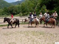 Vacanze a cavallo per bambini