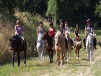 Viaggi a cavallo per ragazzi