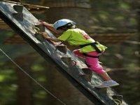 Parete per arrampicata sportiva