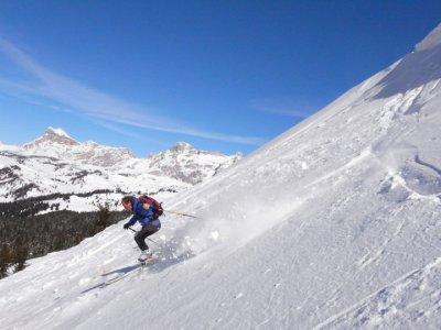 Due giorni Sci Fuoripista sul Monte Bianco