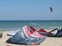 Kitesurf in Puglia
