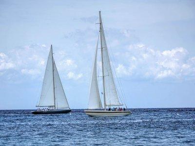 Weekend in barca a vela da Chiavari Media Stagione