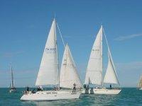 Sailing sail