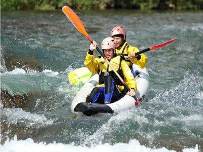 Avisio Rafting Canoa