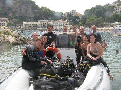 Emergency first response Taormina course