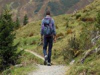 Trekking nella natura