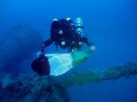 In deep sea