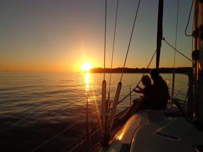 7 giorni a vela in Liguria media stagione
