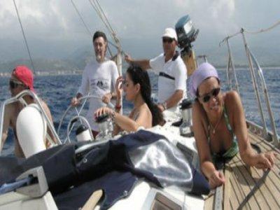 Poppa Prua Escursione in Barca
