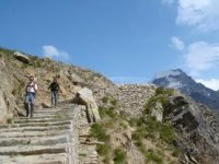 Trekking for adults and children