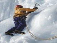 Stage di scalata su ghiaccio