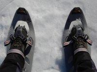 Piedi nella neve